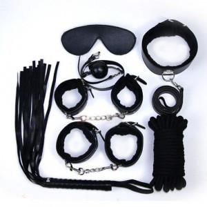 Kit bondage black - 1
