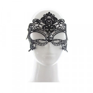 Maschera royal black - 2